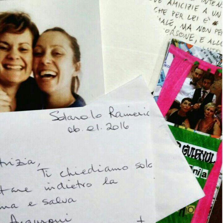 IL CONGEDO (CIAO, A PRESTO, ARRIVEDERCI, CIAO)