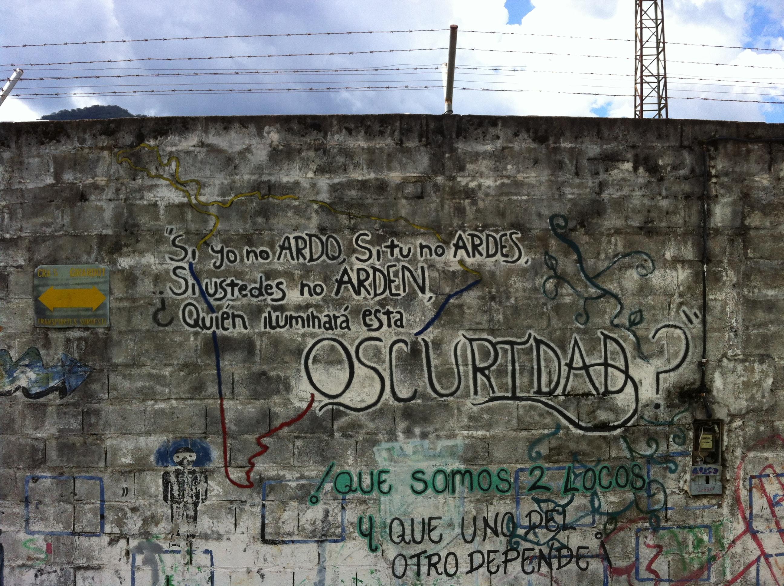 CHI ILLUMINERA` QUESTA OSCURITA`? COLOMBIA (PARTE SECONDA) SALENTO- BOGOTA`- ZIPAQUIRA- SAN AGUSTIN- MOCOA- POPAYAN- PASTO