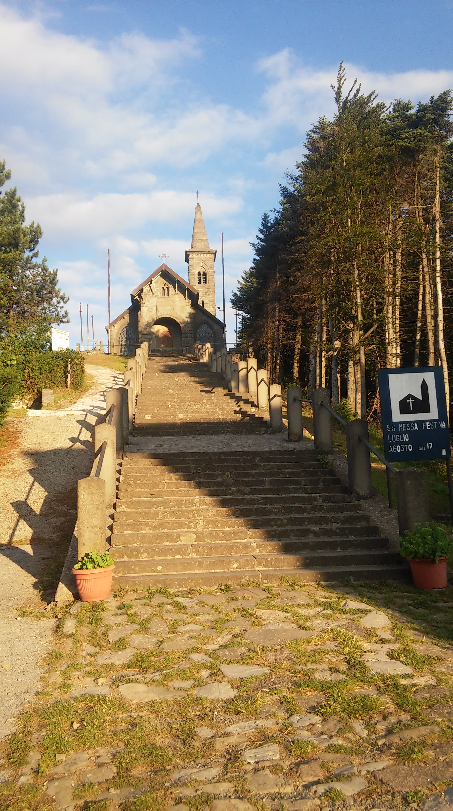TAPPA 5: CISA – PONTREMOLI
