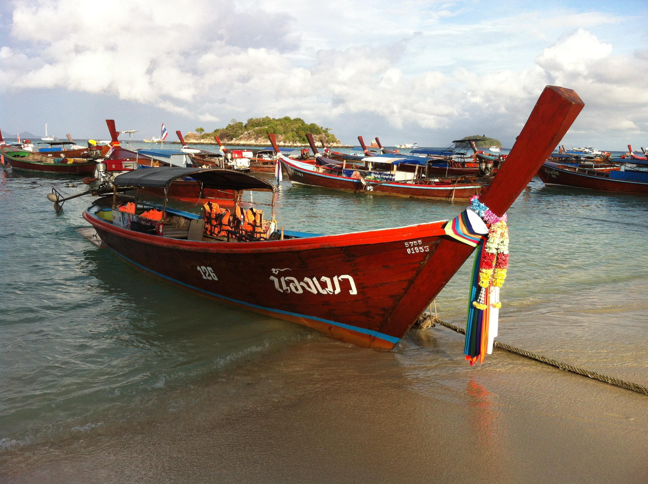 L'ARTE PIU`COMPLESSA: LASCIARE ANDARE.  THAILANDIA (KOH LIPE – CHIANG MAI)
